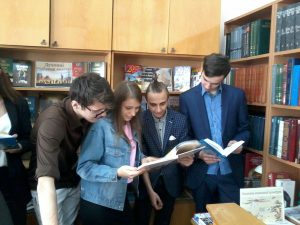 Бібліотека сімейного читання імені Олеся Гончара