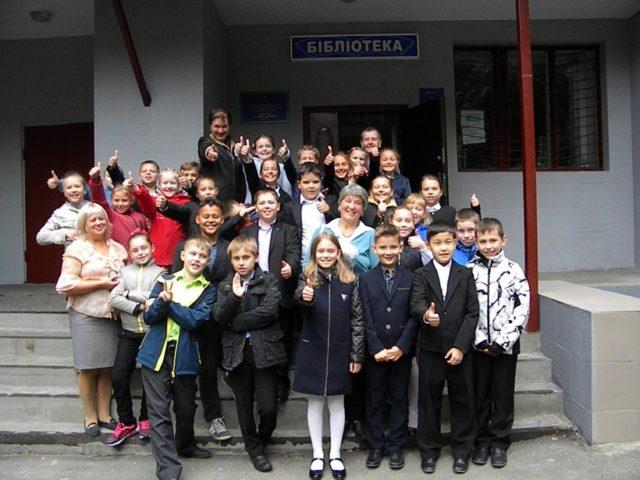 Бібліотека імені І. Багряного для дітей