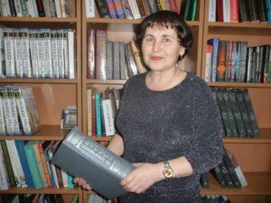 Знайомтесь: Віра Волинчук