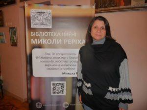 Знайомтесь: Наталія Павленко