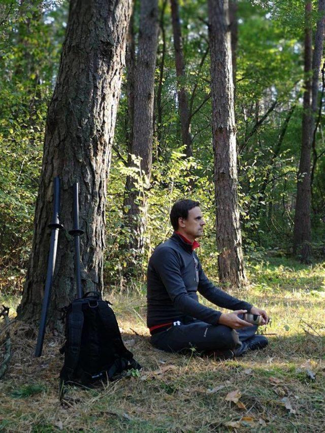 Зустріч з психологом, автором концепції геометрії свідомості Костянтином Вержиківським