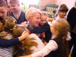 Зустріч з письменницею Світланою Кас'яненко