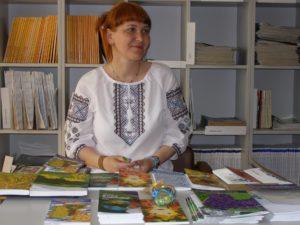 Поетично-прозова творча зустріч з Надією Василенко-Коровянською